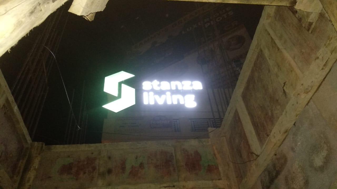 Stanza Living 3D Hoarding