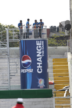 Pepsi at ICC World Cup