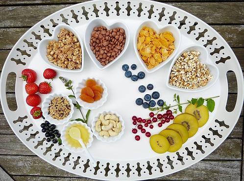 Mindful Eating: o paciente comendo com atenção plena Presencial On-Line 22/Maio