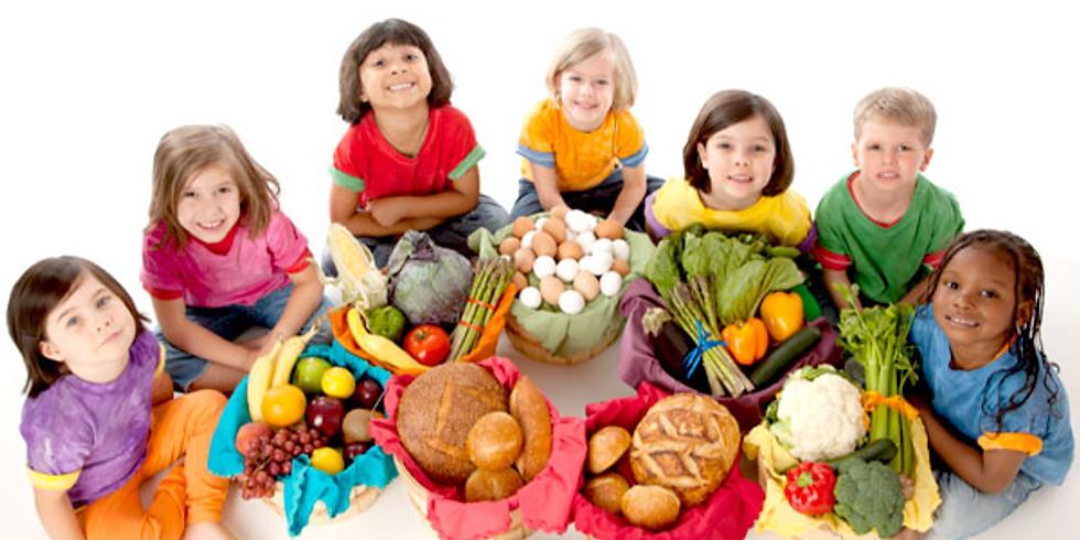 A Prática do Nutricionista no Atendimento Infantil (crianças de 2 a 10 anos de idade)