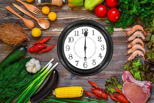Crononutrição: Ajustando o Relógio Biológico do Paciente (EAD, gravado)