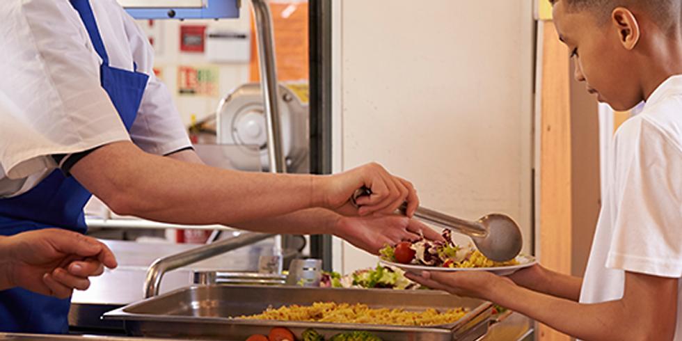 O Nutricionista na Alimentação Escolar: Planejamento e Avaliação