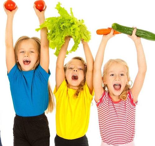 Atendimento Nutricional em Pediatria (de 2 a 10 anos) (EAD, Gravado)