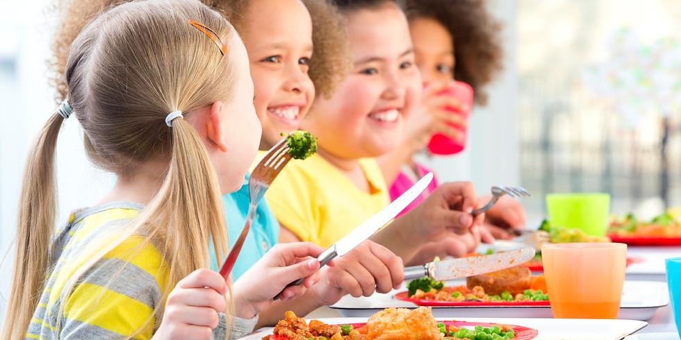 Nutrição em Pediatria (crianças até 10 anos de idade)