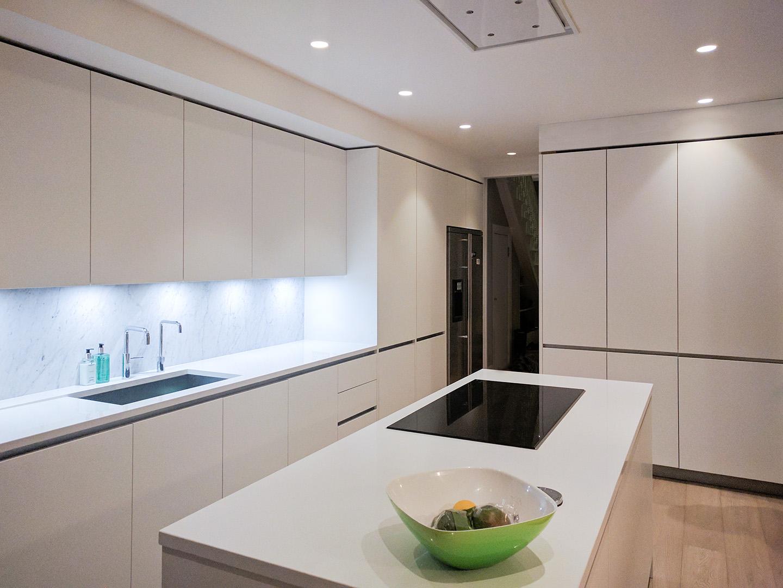 Queens Park - Kitchen