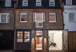 Mews House, Knightsbridge