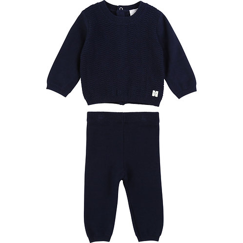 Carrément Beau Baby Pullover & Hose