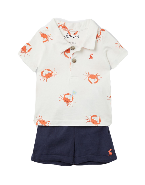 Tom Joules Baby Polo & Short