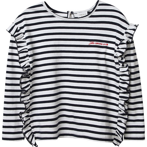 Carrément Beau Langarm Shirt
