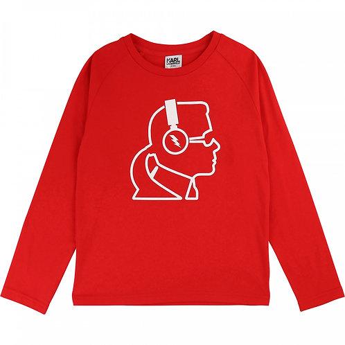 Karl Lagerfeld Langarm Shirt