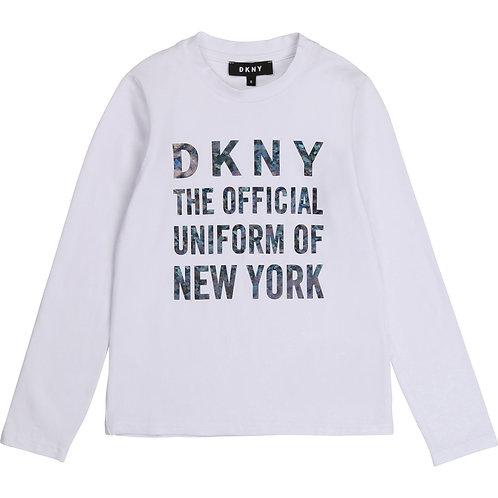 DKNY Langarm Shirt