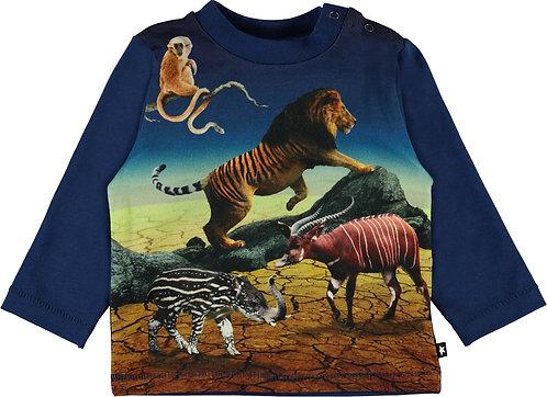 Molo Baby Langarm Shirt