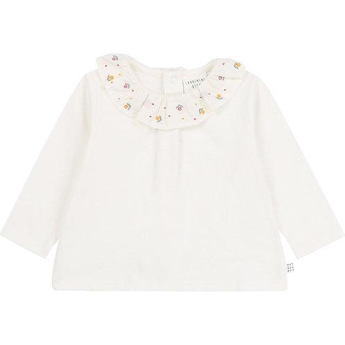 Carrément Beau Baby Langarm Shirt