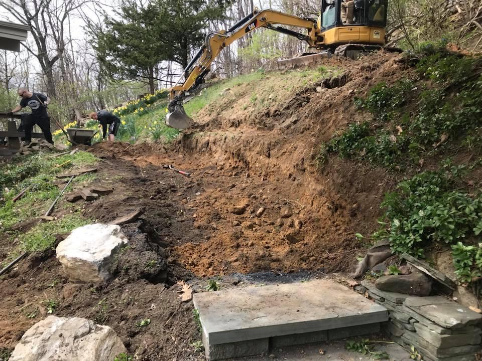 Excavation is Part