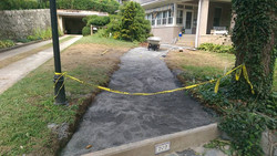 Paver and Sidewalk Project