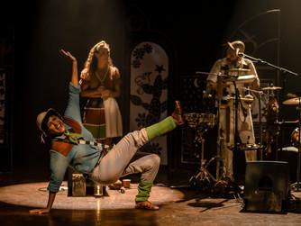 Cantado em clássicos do forró o espetáculo Cordel Viajante faz apresentações online pelo Youtube