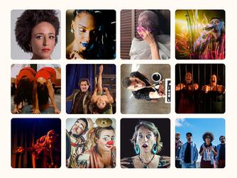 Vem aí a  2º edição do TEIMA - Festival de Artes Online