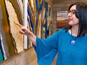 Artista plástica Elizete Duran participa da 17º Edição da Expo Arte SP