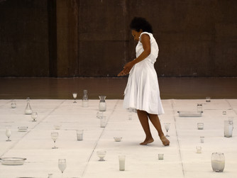 E² Cia. Teatro e Dança lança temporada digital de solo de dança protagonizado por Eliana de Santana