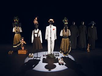 """Montagem poética de Antunes Filho, """"Foi Carmen"""",  é a nova coleção digital do CPT_SESC"""