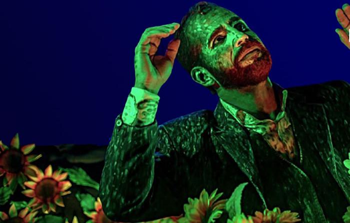Espetáculo baseado na biografia de Van Gogh estreia em Outubro