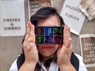 Escola pública é tema de experiência cênica virtual com atores-professores