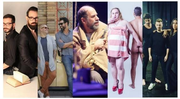 Estreias de Teatro