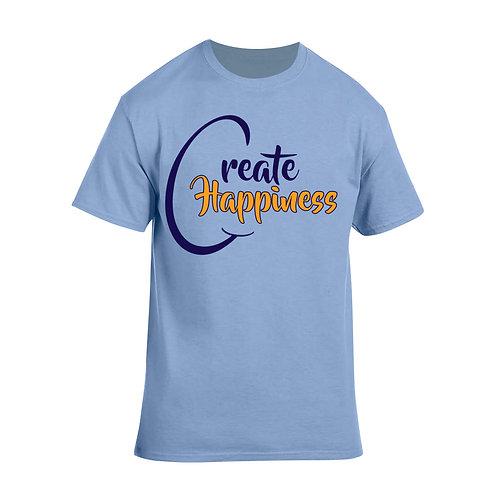 Men's Light Blue T-Shirt (Original Logo)