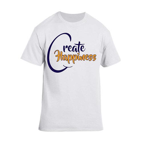 Men's White T-Shirt (Original Logo)