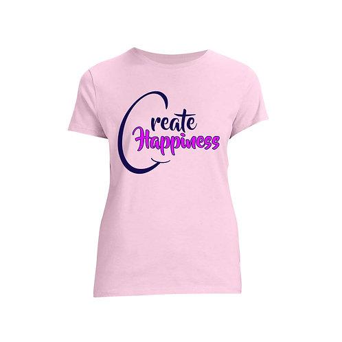 Women's Pink T-Shirt (Original Logo)