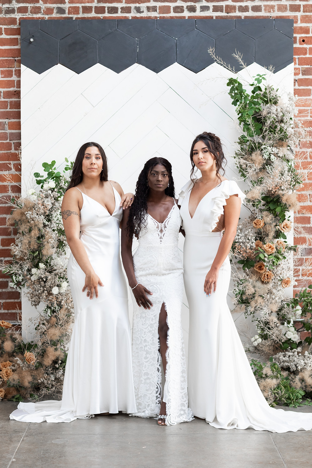 bridal gown model tips