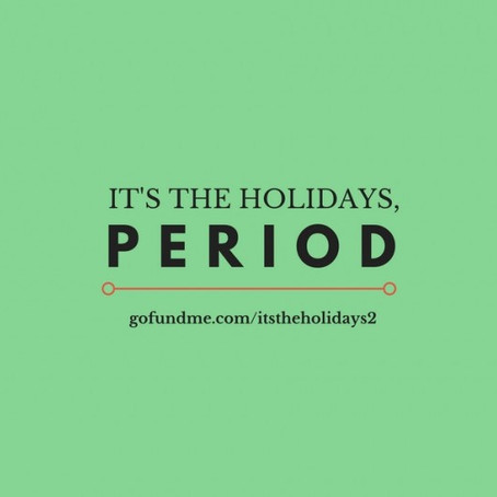 It's The Holidays, Period