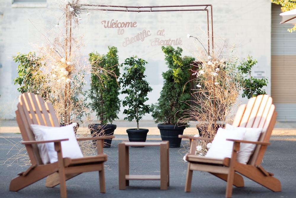 outdoor design at Beatnik Studios pro tip