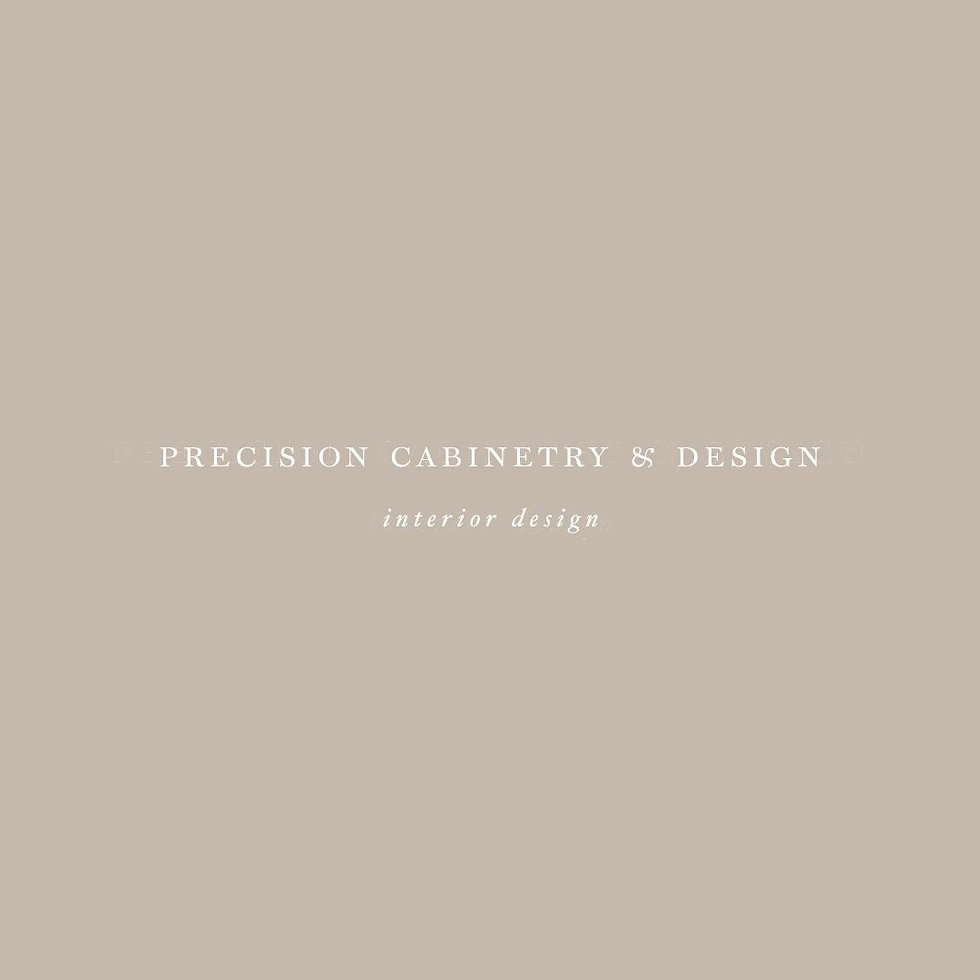 Precision Cabinetry & Design