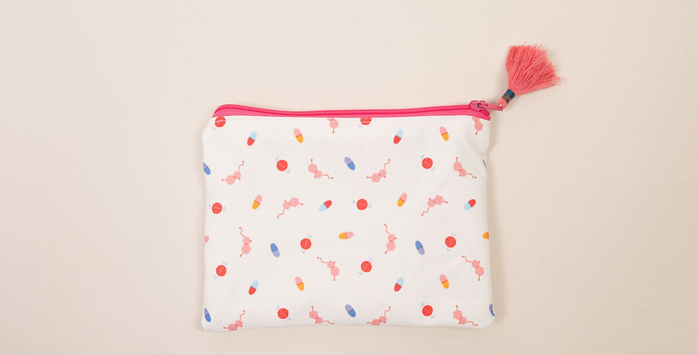 My Bag of Anxiety - Everyday Pouch