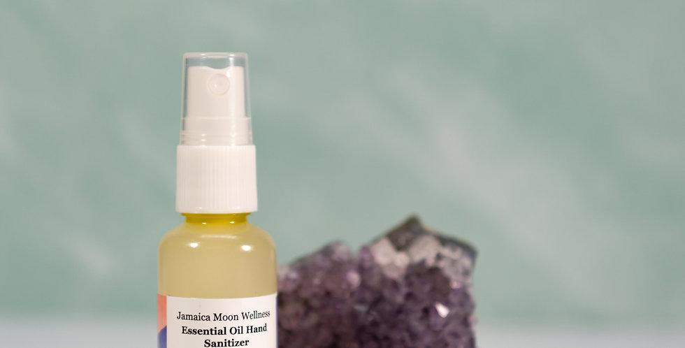 Essential Oil Hand Sanitizer