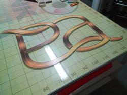 PVC + impressao em vinil