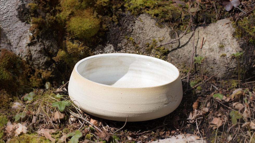 Keramik Hundenapf - Alice beige