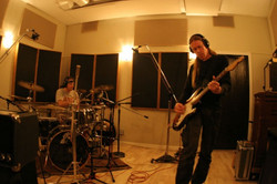 Recording at Mysterious Mammal