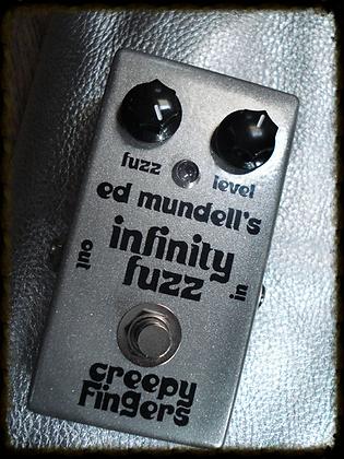 THE ED MUNDELL INFINITY FUZZ PEDAL