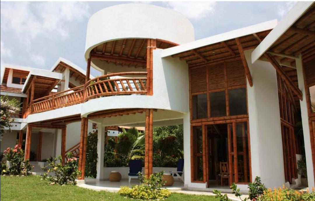 Casa Chinauta antes