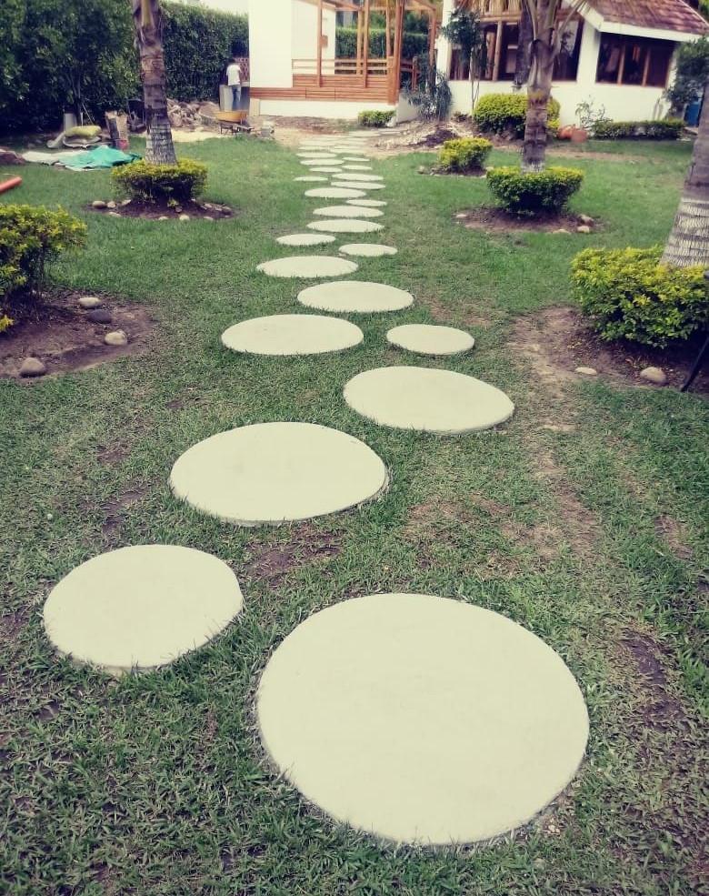 Chinauta house footprints