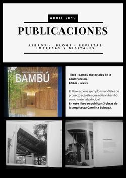PUBLICACIONES 2