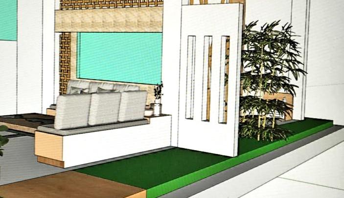 Interior details - interwoven