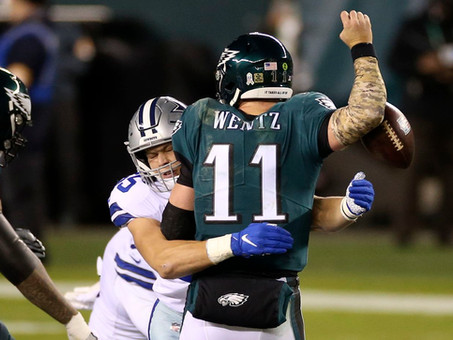 The Problem in Philly: Carson Wentz or Everyone Else?