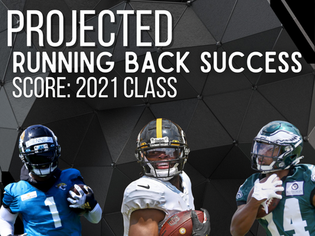 Projected Running Back Success Score: 2021 RBs