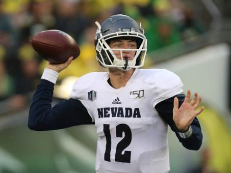 2022 NFL Draft Spotlight: Carson Strong