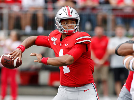 Justin Fields: QB1