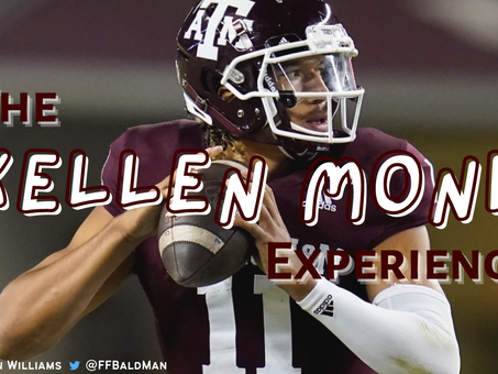 The Kellen Mond Experience