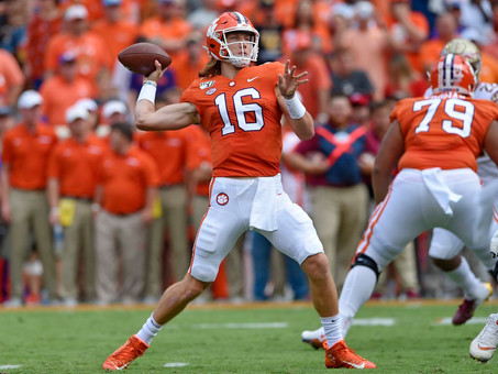 Trevor Lawrence Isn't Perfect; Why Deeming Him Generational is Dangerous